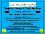 Regular Horse & Tack Auction