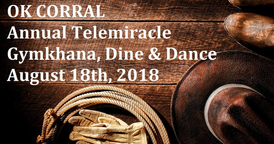 Telemiracle Gymkhana Dine & Dance