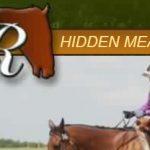 Hidden Meadows Ranch Logo