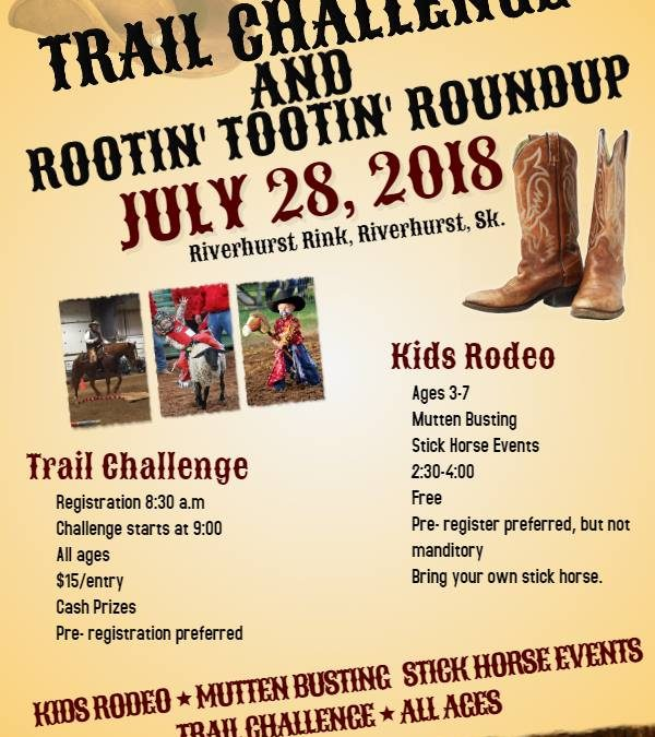 Trail Challenge and Kids Rodeo