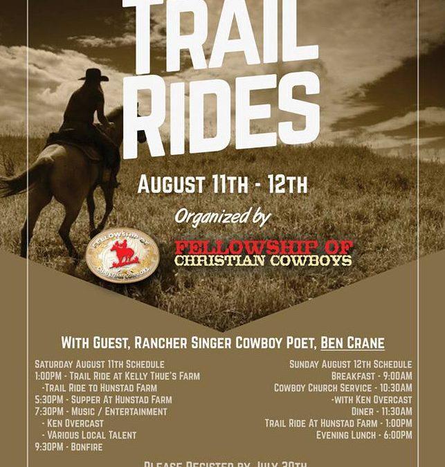Fellowship Trail Rides