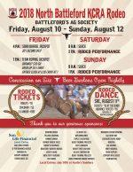 North Battleford KCRA Rodeo