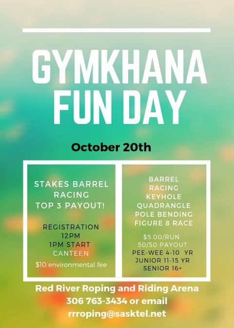 Gymkhana Fun Day