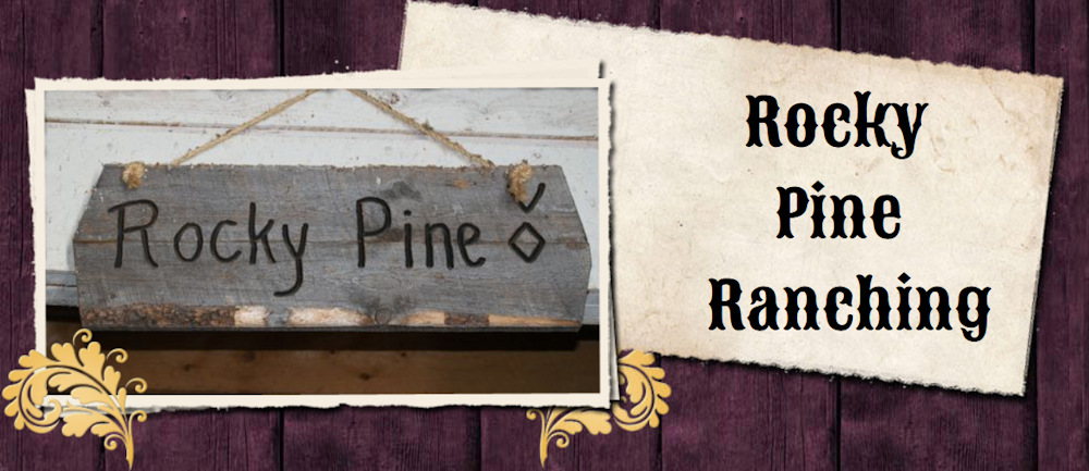 Rocky Pine Ranching Lloydminster Logo