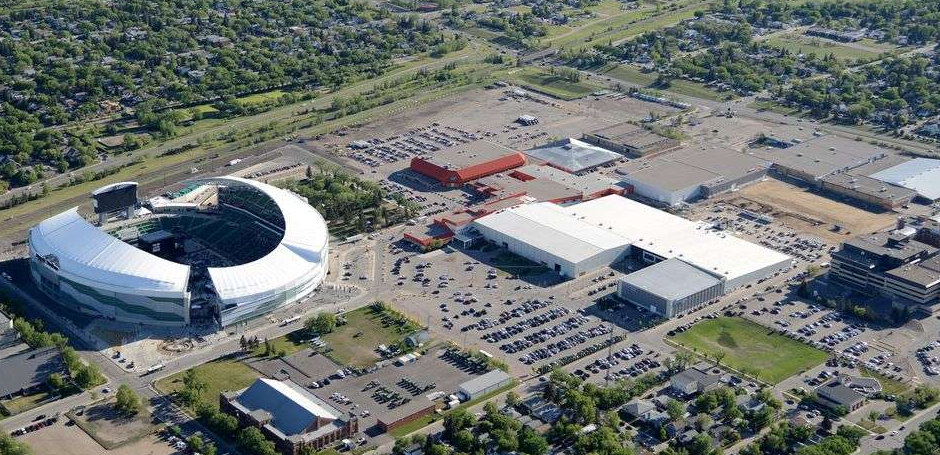 Evraz Place (Regina Exhibition)