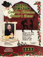 Cowboy Christmas Dinner and Dance