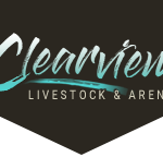 Clearview Livestock Arena Logo