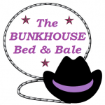 The Bunkhouse Bed and Bale Logo
