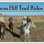 Crocus Hill Trail Rides Logo