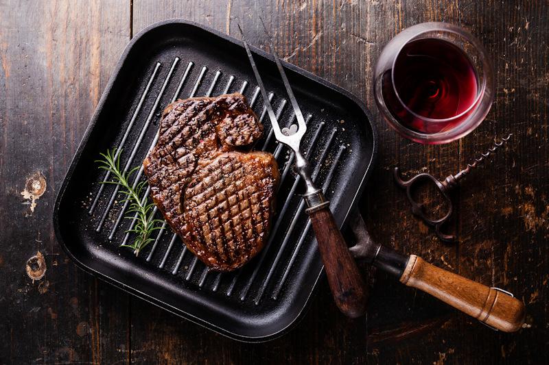 Steak Night & Silent Auction