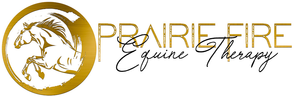 Prairie Fire Equine Therapy Logo