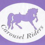 Carousel Riders Moose Jaw logo