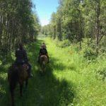 Moose Mountain Provincial Park Kenosee Lake Horseback Riding Trails