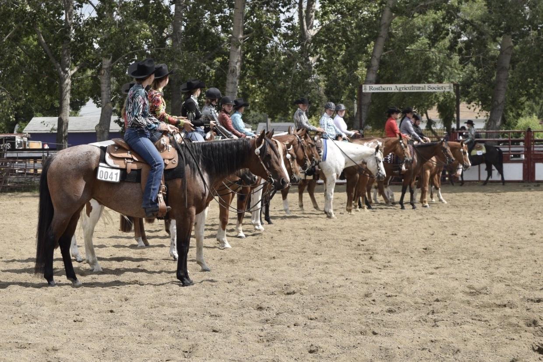 Rosthern Light Horse Show & Gymkhana